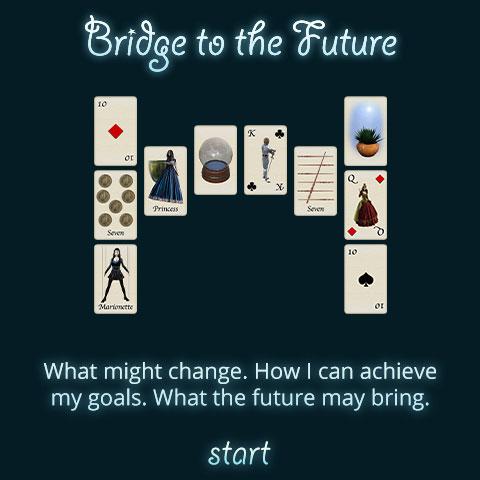 Bridge to the Future Title