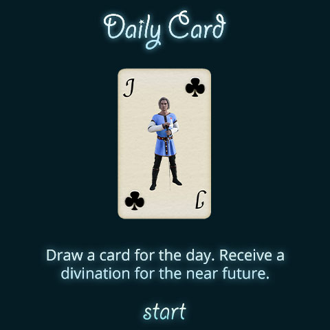 Daily Card Title
