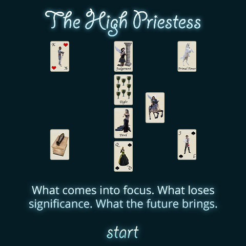 High Priestess Title