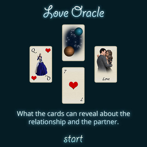 Love Oracle Title