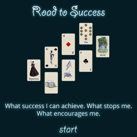Road to Success Title